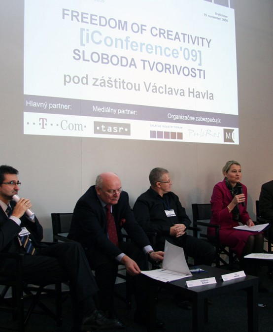 Sloboda tvorivosti [Freedom of Creativity]